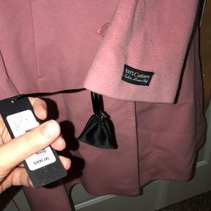 katherine kelly Jackets & Coats - Brand new with tags! cashmere stunning coat!